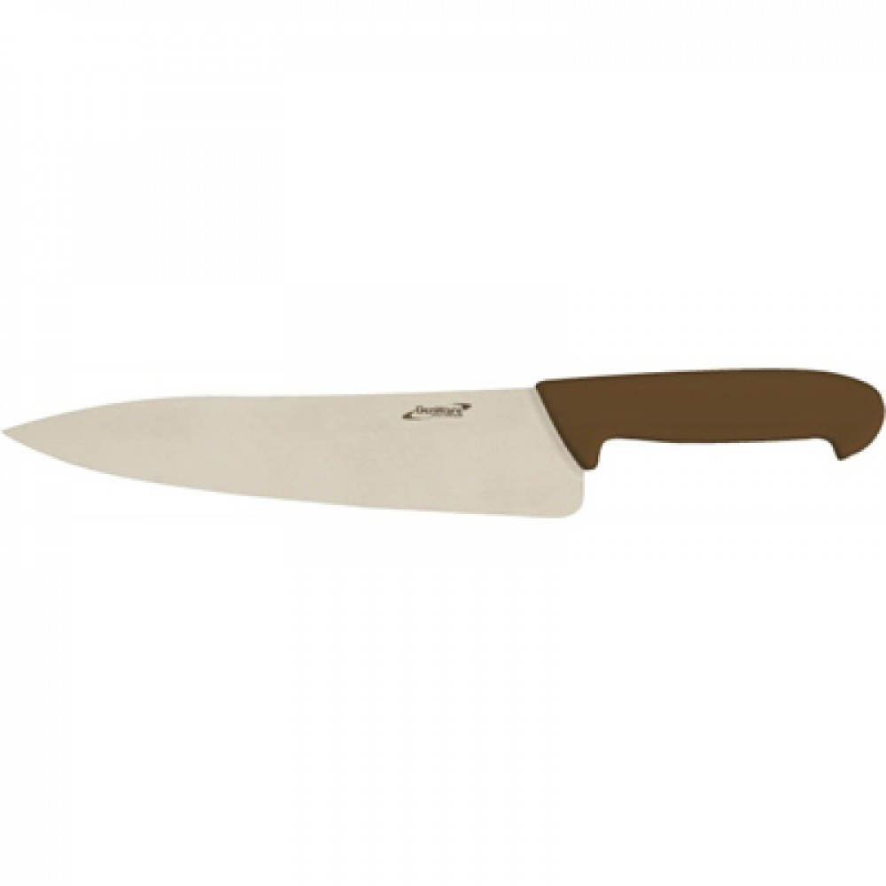 Genware Chef Knife Brown 6""