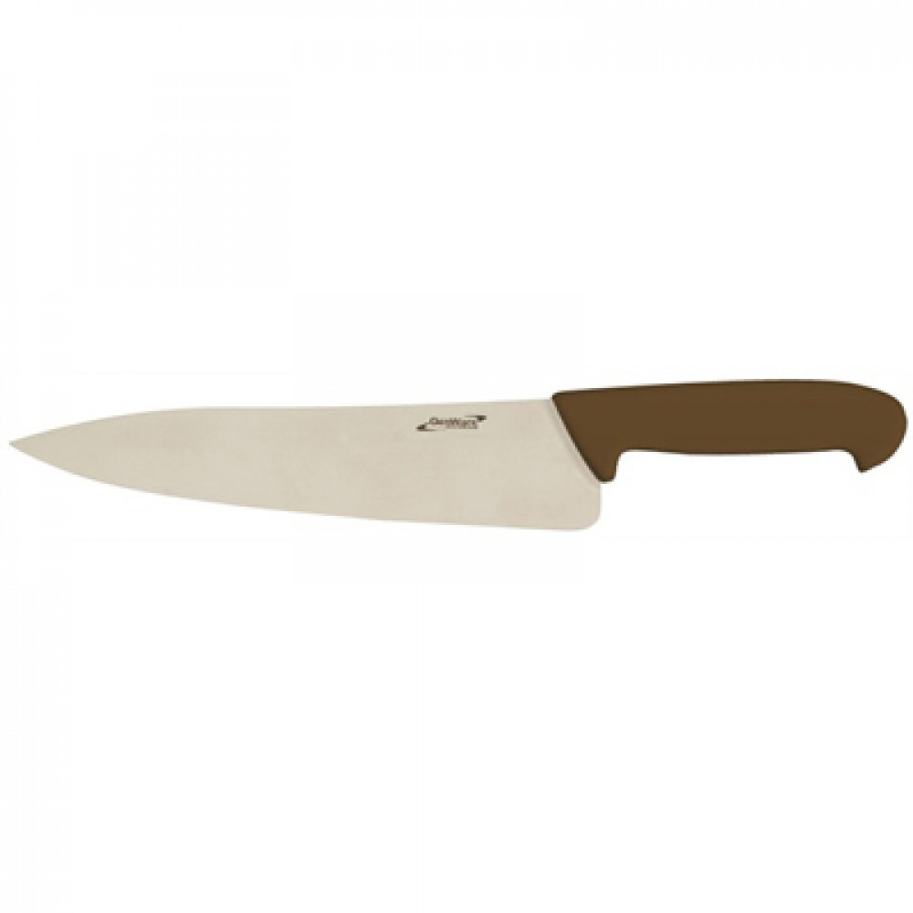 Genware Chef Knife Brown 10""