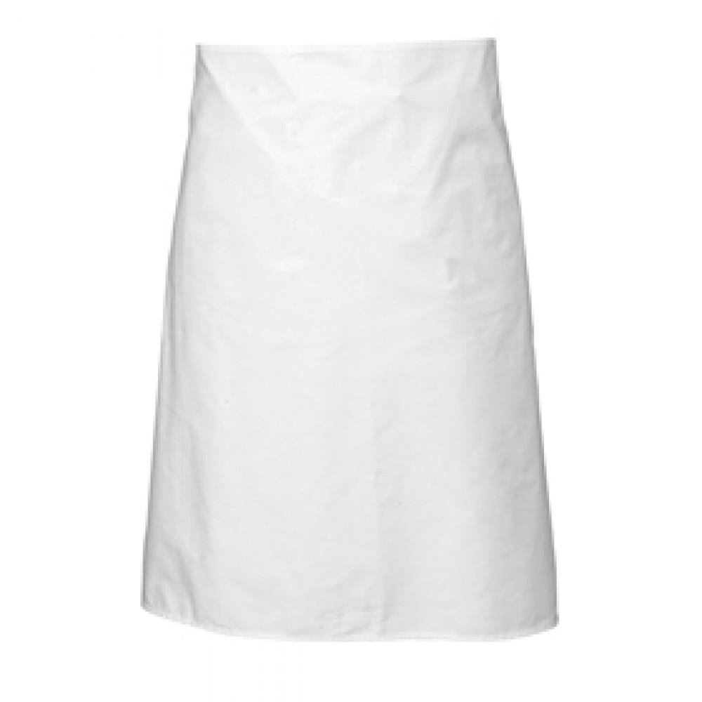 Genware Waist Apron White 90cm x 70cm