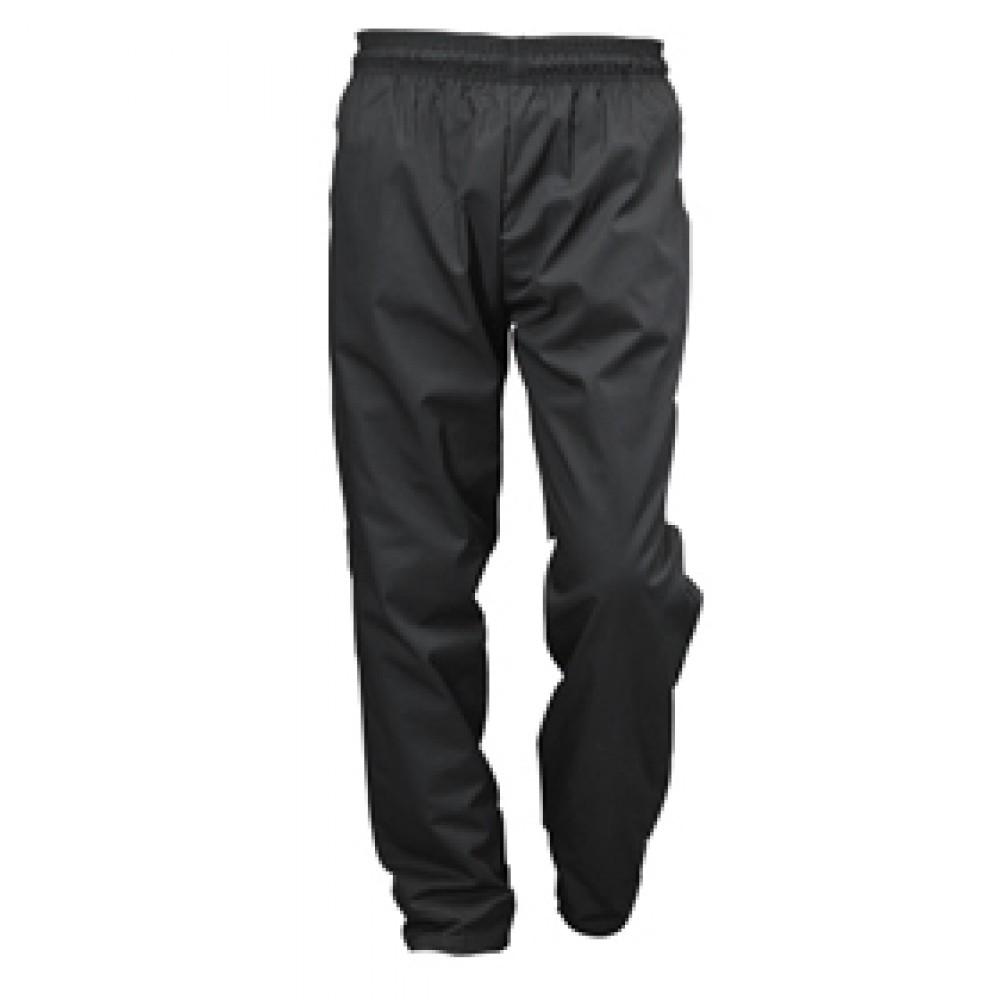 "Genware Chef Baggies Trousers S 30""-32"" Waist"