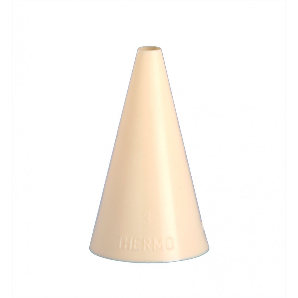 Berties Nylon Piping Tube Plain Tip 11mm