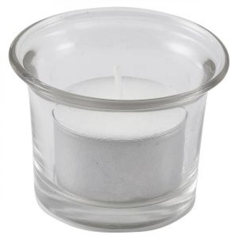 Genware Glass Tealight Holder 50mm dia