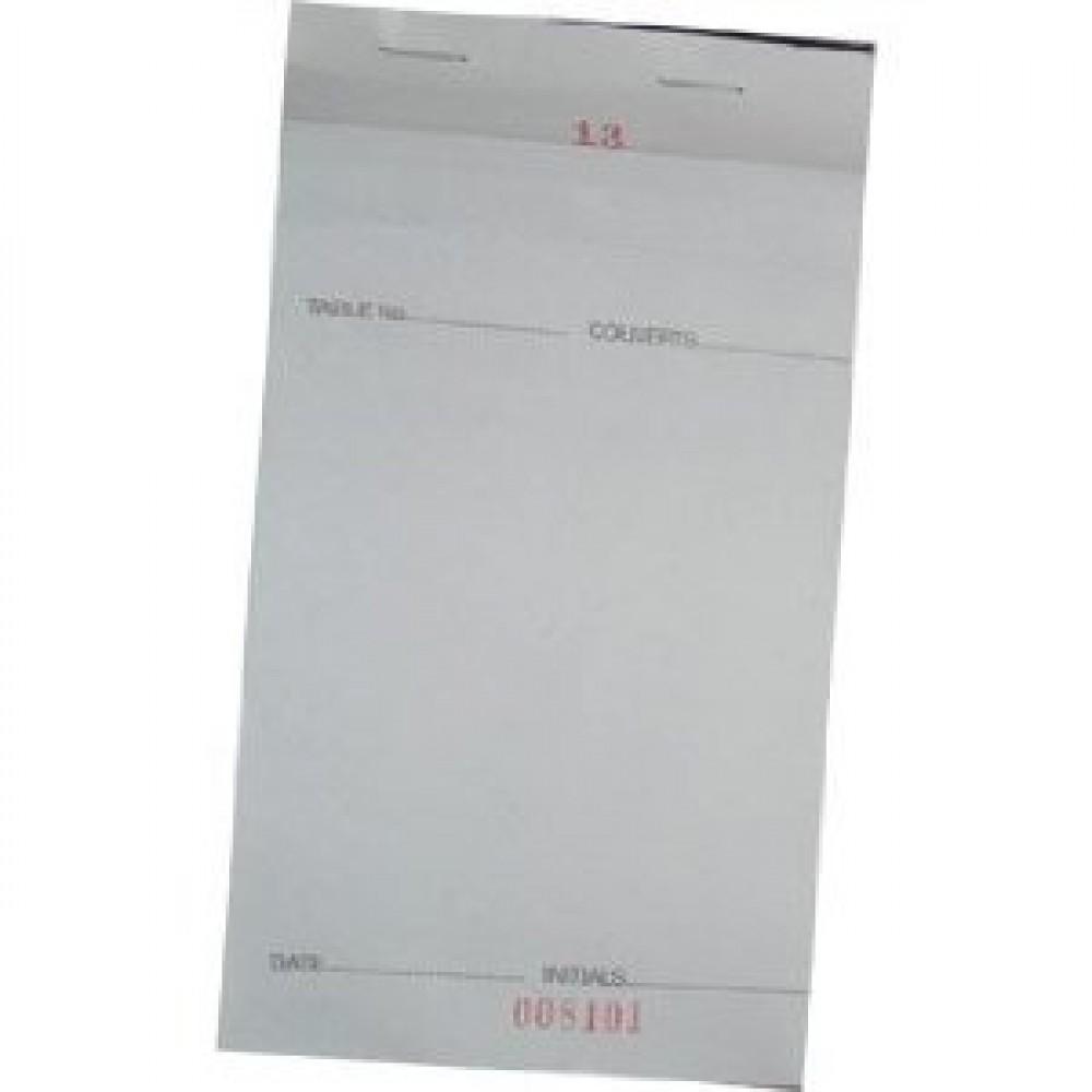 Berties Triplicate Carbon Paper Check Pad