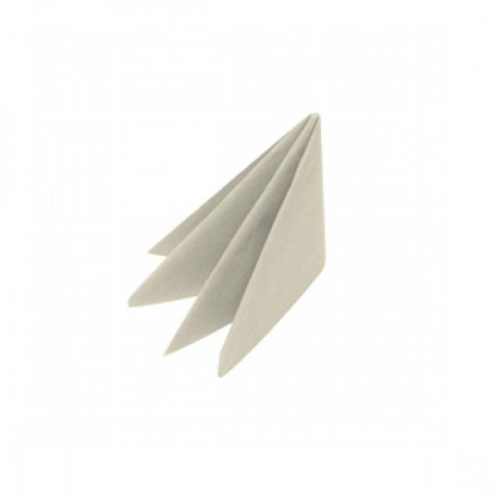 Swantex Cream Dinner Napkin 3 ply 8 Fold 40cm