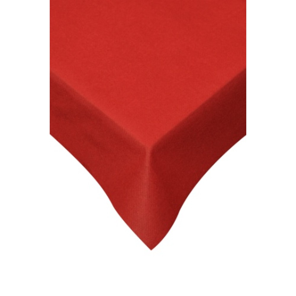 Swantex Swansoft Red Table Cover 120cm
