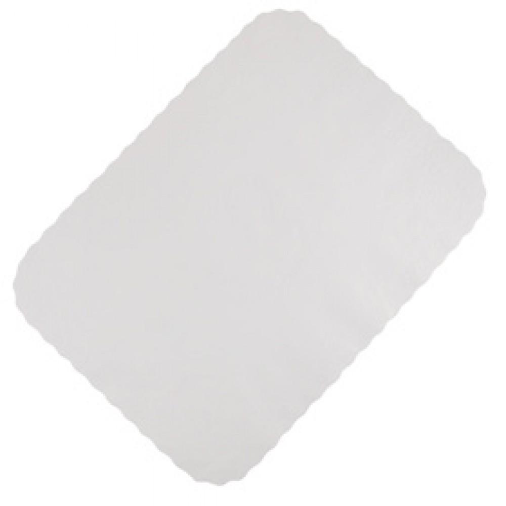 Berties White Tray Paper Embossed 30x40cm