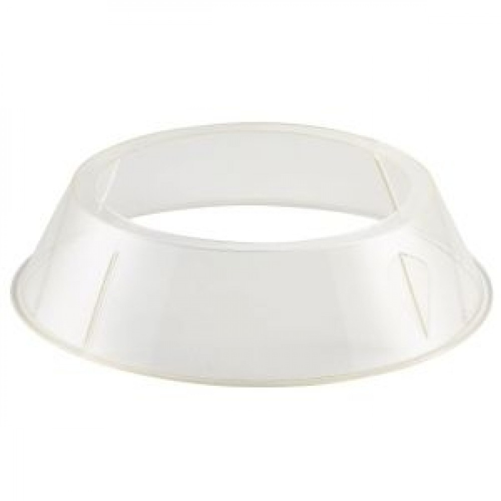 Genware Plastic Plate Ring 215mm/8.5""