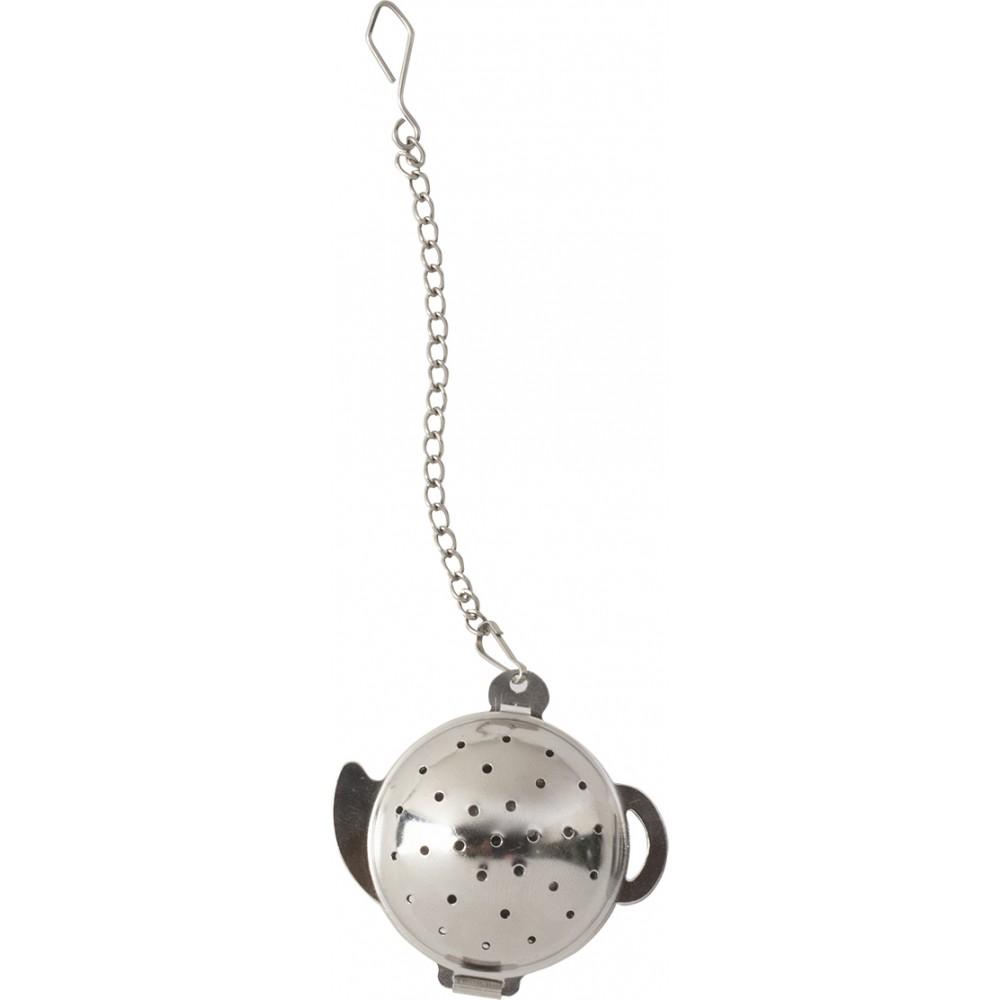Randwyck Stainless Steel Teapot Shaped Tea Infuser