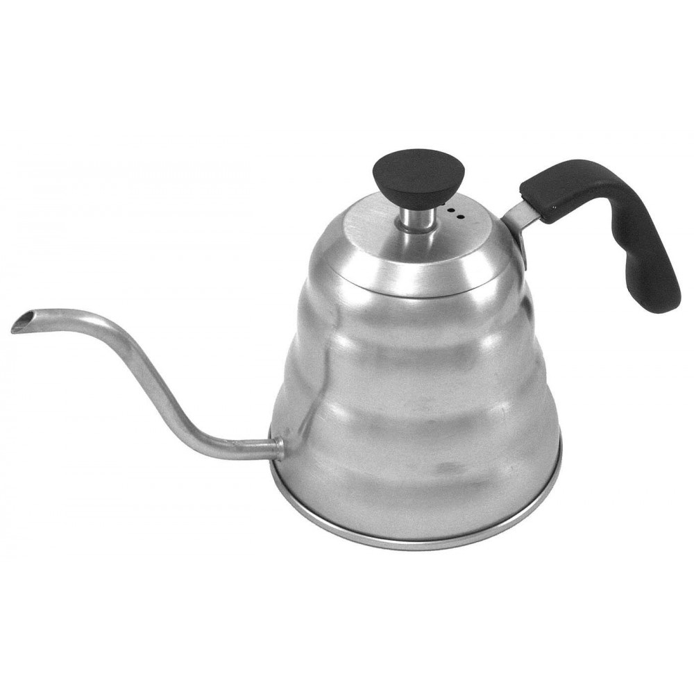 Berties Polished Stainless Steel Coffee Kettle 70cl