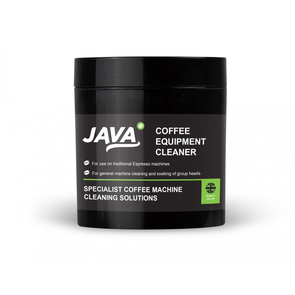 Java Coffee Equipment Cleaner 500g