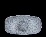 Churchill Studio Prints Mineral Chef's Oblong Plate No.4 Mineral Blue 35.5x18.9cm