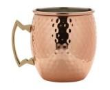 Berties Copper Hammered Moscow Mule Mug 55cl/19.25oz
