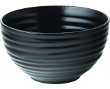 Utopia Tribeca Ebony Rice Bowl 63cl-22oz