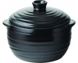 Utopia Tribeca Ebony Casserole 66cl-23oz