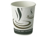 Berties Weave Double Wall Hot Cup 23cl/8oz