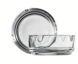 Arcoroc Glass Stacking Ashtray 11cm