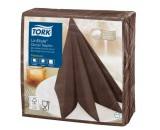 Tork Linstyle Cocoa Dinner Napkin 39cm