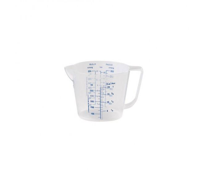 Berties Plastic Measuring Jug 0.5 Litre