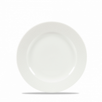 Churchill Isla Plate White 17cm-6.25""