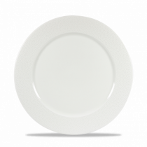 Churchill Isla Presentation Plate White 30.5cm-12""