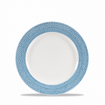 Churchill Isla Plate Ocean Blue 17cm-6.75""