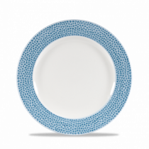 Churchill Isla Plate Ocean Blue 21cm-8.25""
