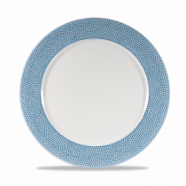 Churchill Isla Presentation Plate Ocean Blue 30.5cm-12""