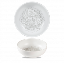Churchill Art De Cuisine Menu Shades Bowl Caldera Chalk White 48cl-17oz 16x3.6cm