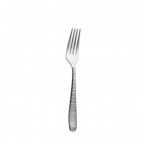Churchill Bamboo Table Fork Silver 20.7cm