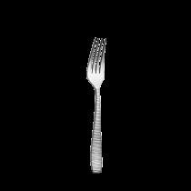 Churchill Bamboo Dessert Fork Silver 18.2cm