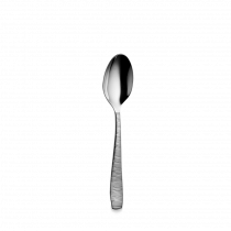 Churchill Bamboo Dessert Spoon Silver 18.2cm