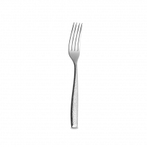 Churchill Raku Table Fork Silver 20.7cm