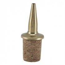Genware Bitters Bottle Dripper Gold