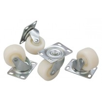 Berties Bottle Skip Trolley Castors