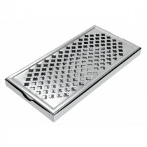 Berties Stainless Steel Bar Tray 300x150mm