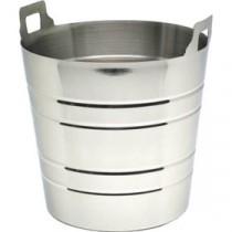 Genware Stainless Steel Wine Bucket 200x190mm