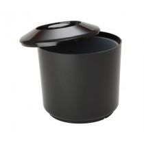 Berties Ice Bucket Round Plastic 4.5L