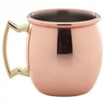 Berties Copper Mini Barrel Mug 6cl/2oz