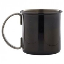 Berties Gun Metal Straight Mug 50cl/17.5oz