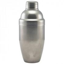 Berties Vintage Steel Cocktail Shaker 50cl/17.5oz