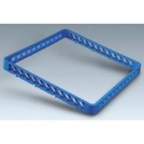Genware Glass Rack Open Extender 500mmx500mm