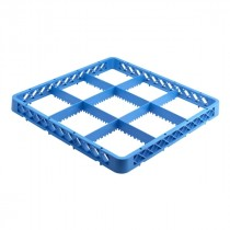 Genware 9 Compartment Extender Blue 500x500x45mm