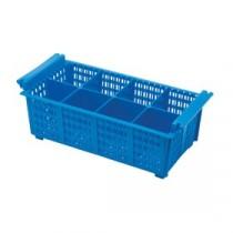 Berties 8 Compartment Cutlery Basket