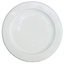 Churchill Alchemy White Plate 20.3cm/8""