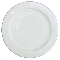Churchill Alchemy White Plate 22.8cm/9""
