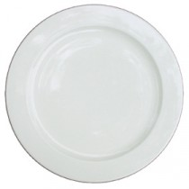Churchill Alchemy White Plate 30cm/11.75""