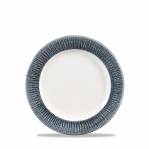 "Churchill Bamboo Plate Mist 17cm-6.7"""