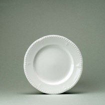 Churchill Buckingham White Plate 21.5cm/8.5""