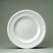 Churchill Buckingham White Plate 25.4cm/10""