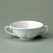 Churchill Buckingham White Consomme Bowl 37cl/13oz
